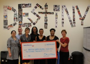 Destiny Arts Center Received $200,000 from BofA