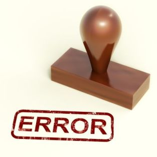 fundraising errors, errors in fundraising, fundraising, planning,  donor stewardship, fundraising mistakes,