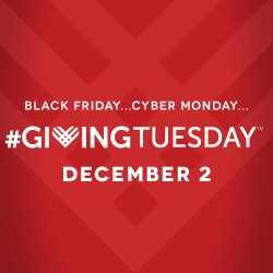 Giving Tuesday,  fundraising, FUNdraising Good Times, #GivingTuesday, year-end giving, philanthropy