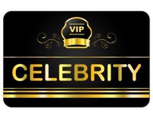 Celebrity board members